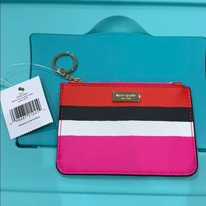 NWT Kate Spade Bitsy Card Holder
